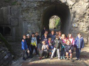 Visite au Fort de Loncin