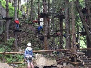 ACRO-SPHERE dans les Vosges