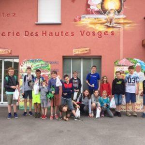Dernières nouvelles des Vosges
