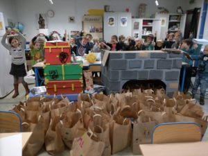La solidarité à l'école