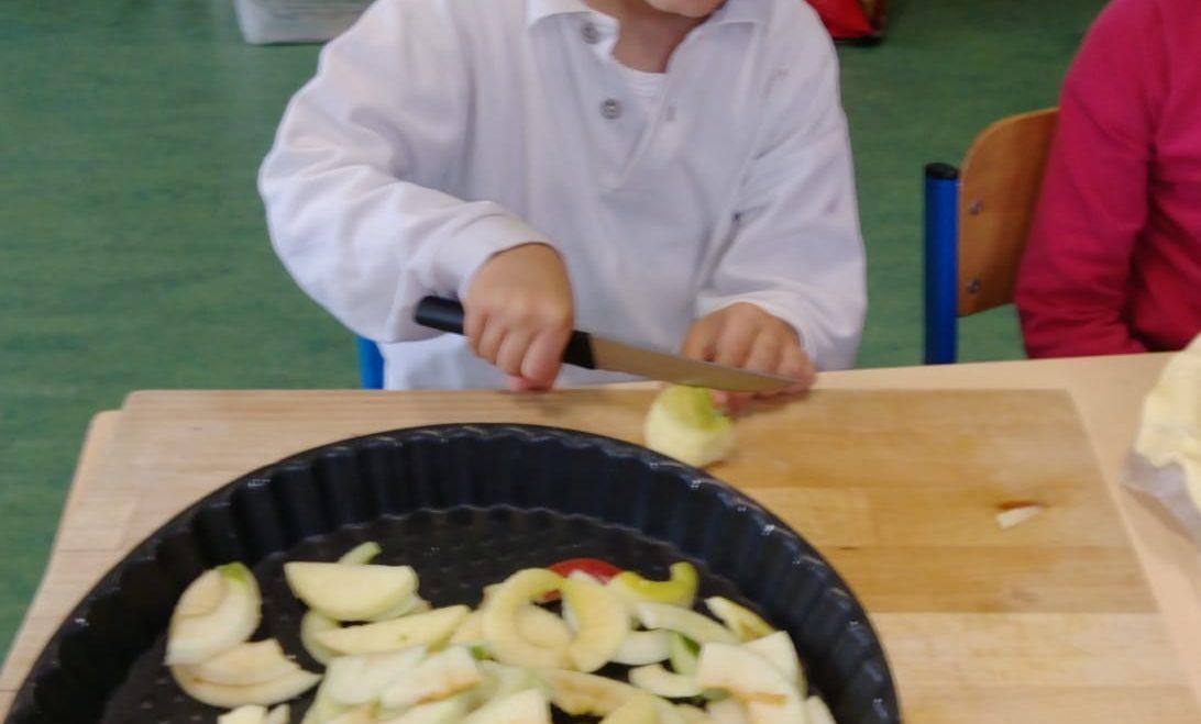 Quelques activités en 3e maternelle