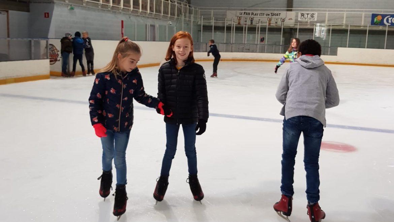 Activité sportive : la patinoire